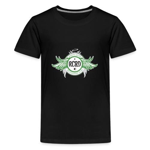 Rock City Roller Derby - Kids' Premium T-Shirt