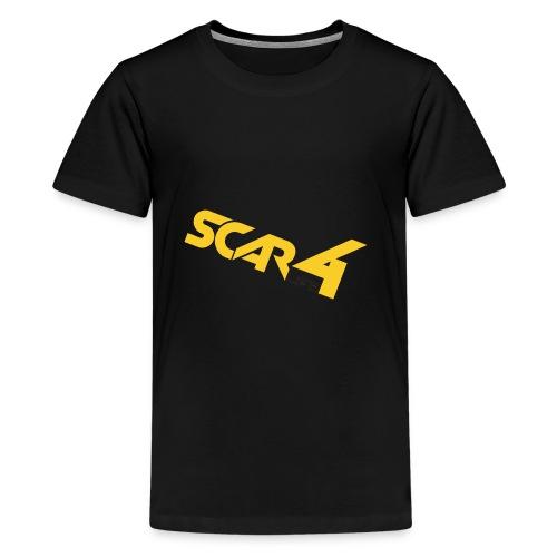 scar4life aparrel/accesories - Kids' Premium T-Shirt