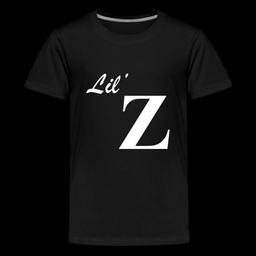 Lil Z Logo - Kids' Premium T-Shirt