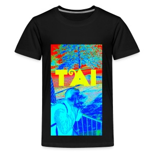 TRIPPING ON THOUGHTS - Kids' Premium T-Shirt