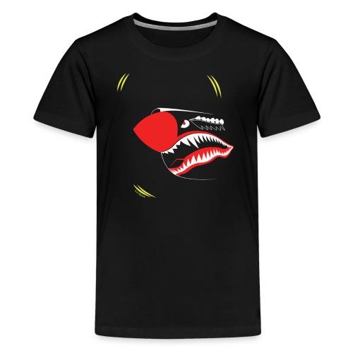 P40NOSE_1805_US - Kids' Premium T-Shirt