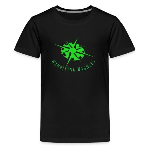 Wandering Wagners - Kids' Premium T-Shirt