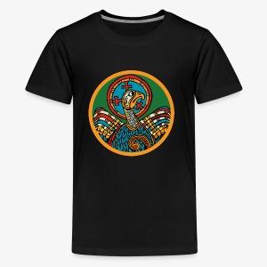 Book of kells - Kids' Premium T-Shirt