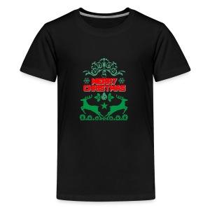 Happy Day Merry Christmas Gift - Kids' Premium T-Shirt