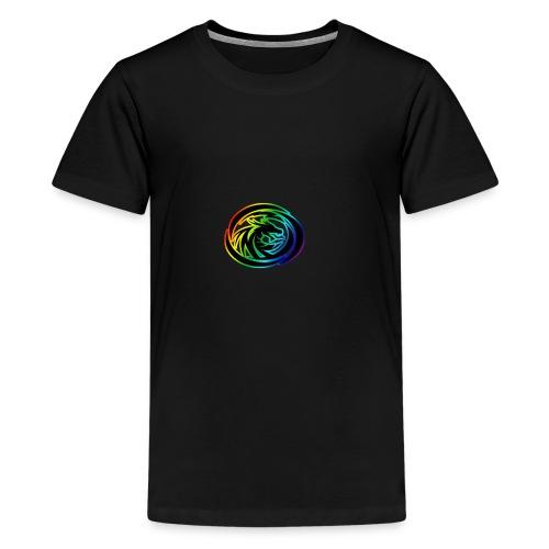 DRAGON EMBLEM PNG - Kids' Premium T-Shirt