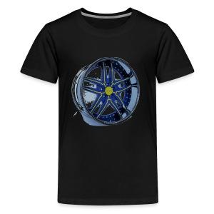 HotWheels Rim Shirt - Kids' Premium T-Shirt
