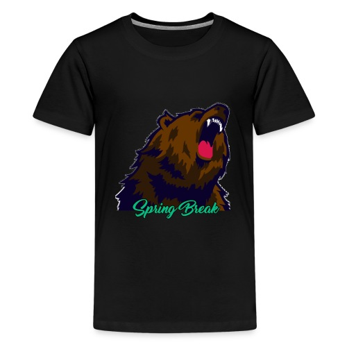 Spring Bear - Kids' Premium T-Shirt