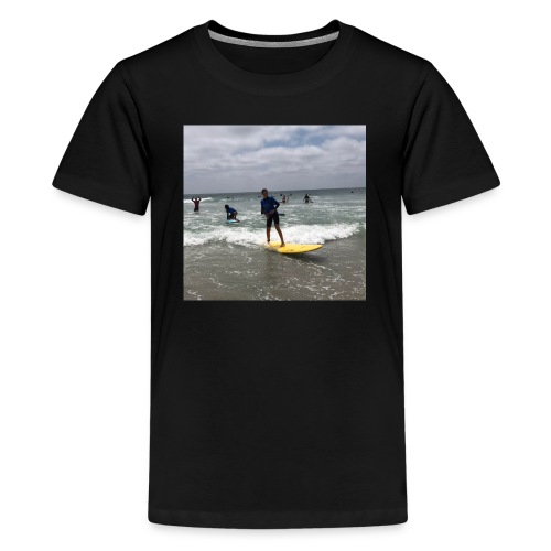 Surfer Girl - Kids' Premium T-Shirt