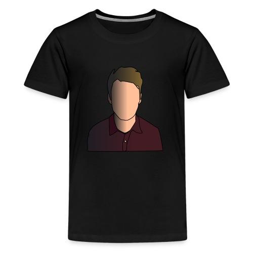 RyanTopherr Large Icon - Kids' Premium T-Shirt