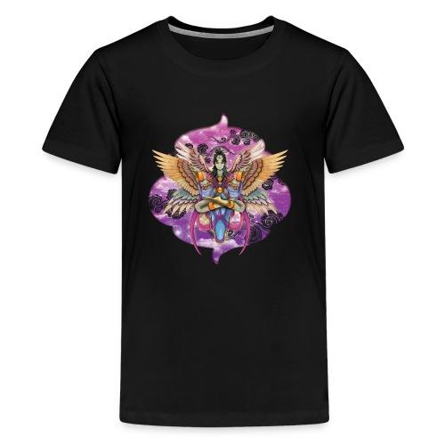 Harpy goddess - Kids' Premium T-Shirt