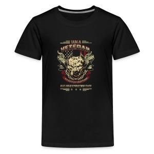Logo Shirt War - Kids' Premium T-Shirt