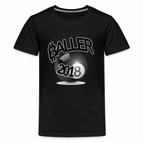 Only Ballers Can Wear This - Kids' Premium T-Shirt
