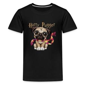 Harry Pugger Best Gift for pug lovers - Kids' Premium T-Shirt