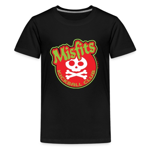 Misfits New Logo - Kids' Premium T-Shirt