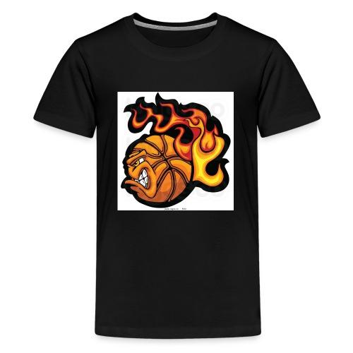 Fire Ball - Kids' Premium T-Shirt