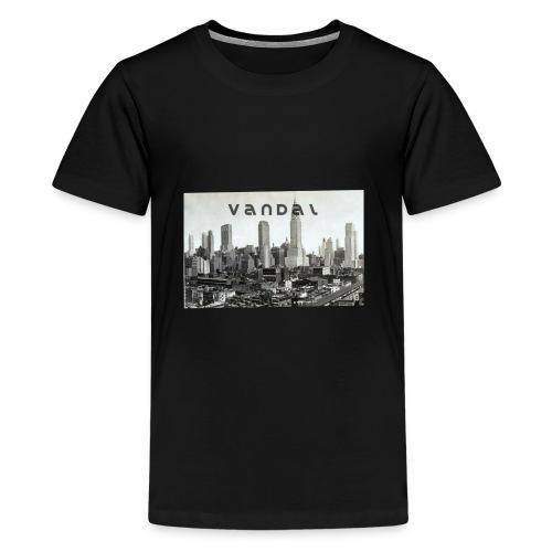 vandal ny - Kids' Premium T-Shirt