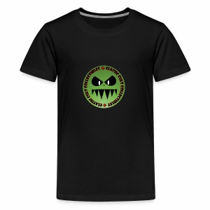 CCC Face Logo - Kids' Premium T-Shirt