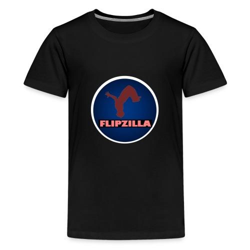 flipzilla - Kids' Premium T-Shirt