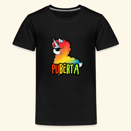 Puberta Merch - Kids' Premium T-Shirt