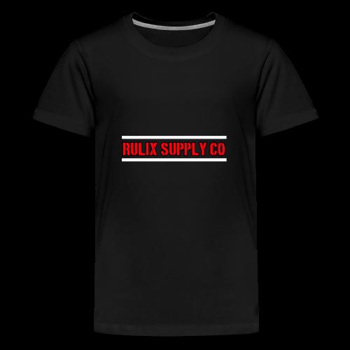 Rulix Red Badge - Kids' Premium T-Shirt