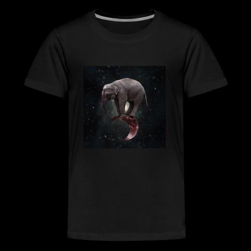 ANDROMEDA, Circus Elephant - Kids' Premium T-Shirt