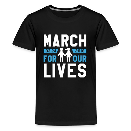 March for Our Lives - Kids' Premium T-Shirt