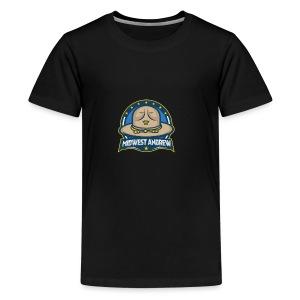 Midwest Andrew Logo - Kids' Premium T-Shirt