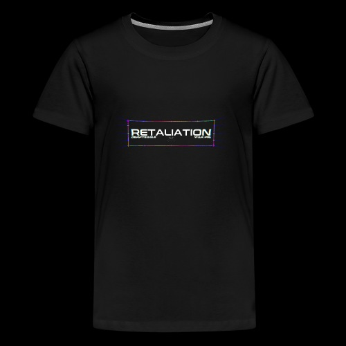 Retaliation Shirt 1 - Kids' Premium T-Shirt