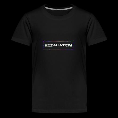 Retaliation Shirt 1 - Kids' Premium T-Shirt