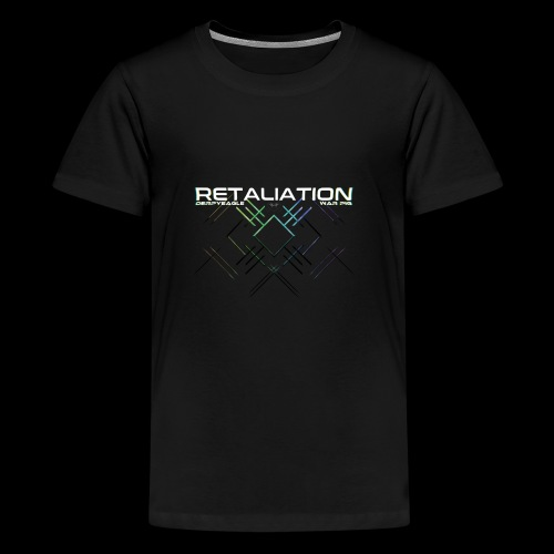 Retaliation Shirt 2 - Kids' Premium T-Shirt