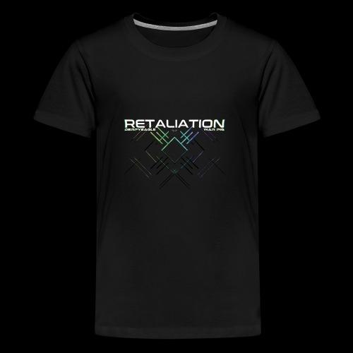 Retaliation Shirt 2 - Kids' Premium T-Shirt