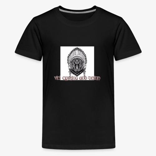 Vici iPhone case - Kids' Premium T-Shirt