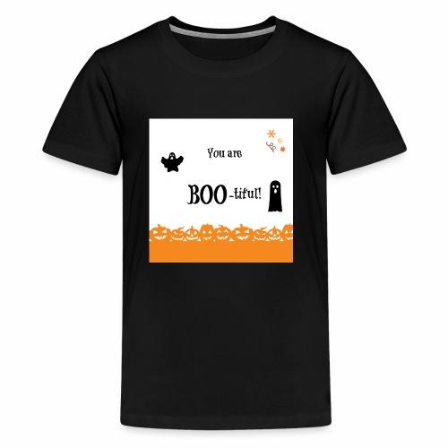 You are BOO-tiful - Kids' Premium T-Shirt