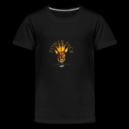 Power Pack Empire Official Logo - Kids' Premium T-Shirt