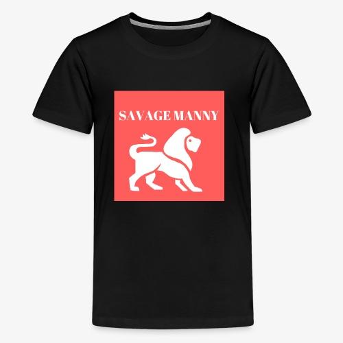 SAVAGE MANNY - Kids' Premium T-Shirt