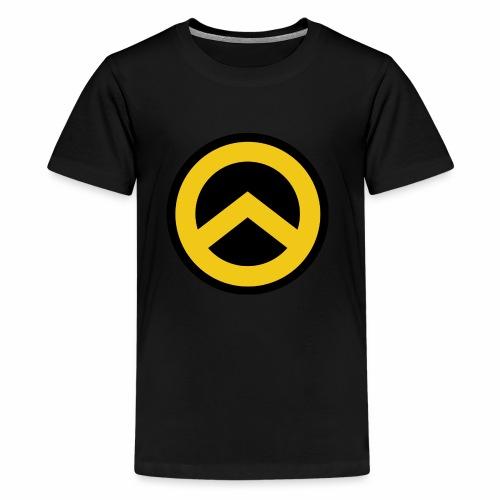 Identitarian_NorthAmerica - Kids' Premium T-Shirt