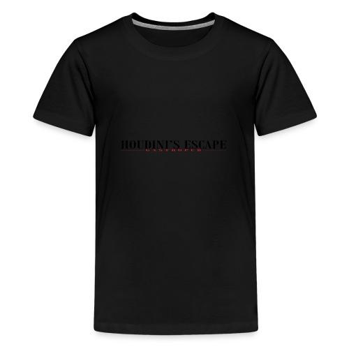 Houdinis Escape Gastropub name - Kids' Premium T-Shirt