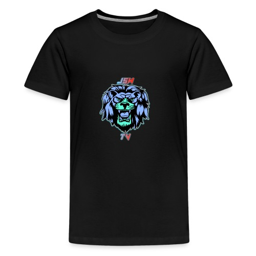 JSW TV Logo - Kids' Premium T-Shirt