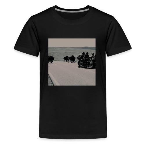 689C591F AF07 4B89 A2B9 09BE0DA55131 - Kids' Premium T-Shirt