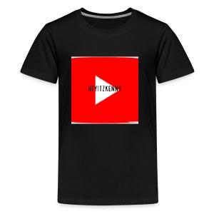 HeyItzKenny Logo - Kids' Premium T-Shirt