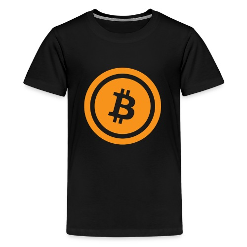 Bitcoin - Kids' Premium T-Shirt