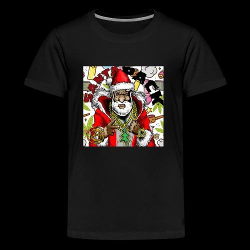 Santa Pack (Christmas Hip-Hop Gear) - Kids' Premium T-Shirt