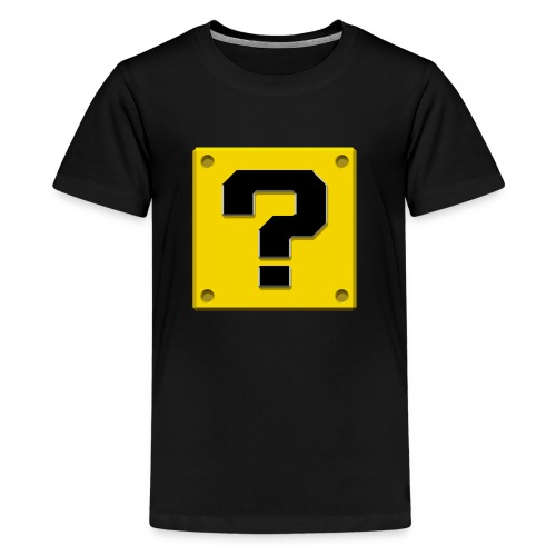 The What - Kids' Premium T-Shirt