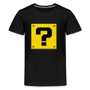 The What - Kids' Premium T-Shirt