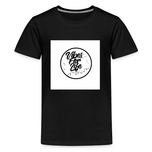 Vibes For Life Brand - Kids' Premium T-Shirt