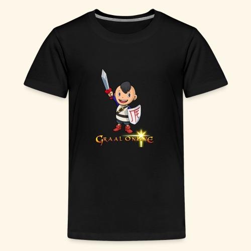 Graalonline Noob - Kids' Premium T-Shirt