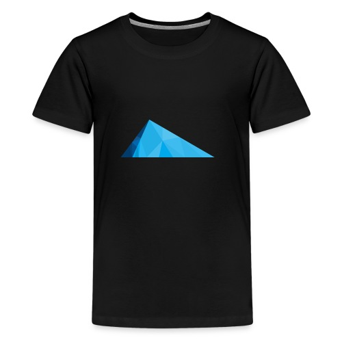 Glacier Ice logo - Kids' Premium T-Shirt