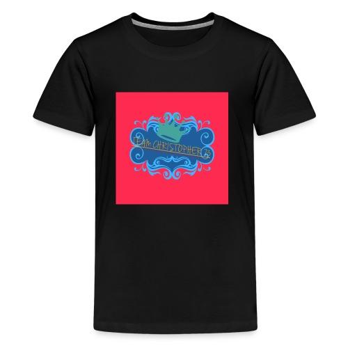OUR OFFICIAL LOGO AS OF DECEMBER 28 2017 - Kids' Premium T-Shirt