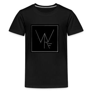 WRF Black - Kids' Premium T-Shirt