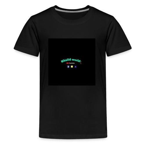 20180109 004049 - Kids' Premium T-Shirt
